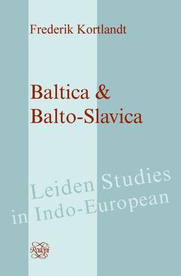 Baltica & Balto-Slavica 9789042026520
