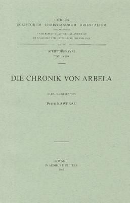 Die Chronik Von Arbela 9789042905085