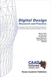Digital Design: Research and Practice - Mao-Lin Chiu / Jin-Yeu Tsou / Kvan, Thomas