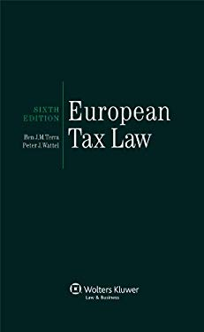 European Tax Law 9789041138781