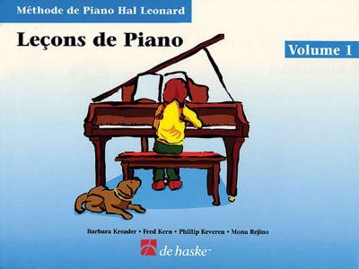 Lecons de Piano, Volume 1 9789043110914
