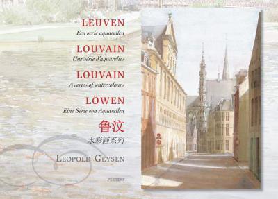 Leuven: Een Serie Aquarellen 9789042918443
