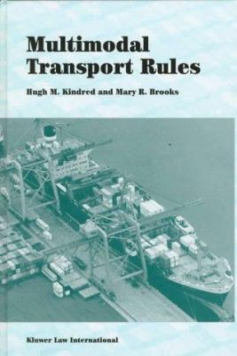 Multimodal Transport Rules 9789041103604