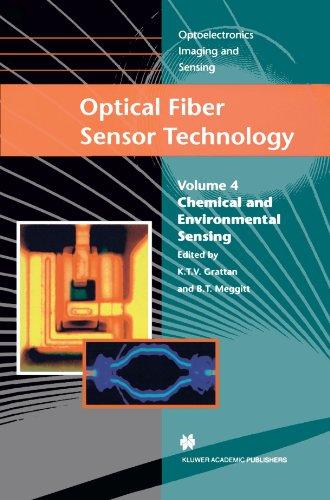Optical Fiber Sensor Technology: Volume 4: Chemical and Environmental Sensing 9789048140312