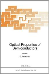 Optical Properties of Semiconductors - Martinez, G.