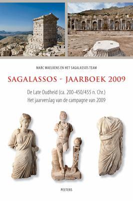 Sagalassos-Jaarboek 2009 9789042924895