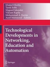 Technological Developments in Networking...