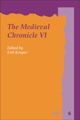 The Medieval Chronicle VI. 9789042026742