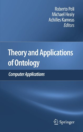Theory and Applications of Ontology: Computer Applications 9789048188468