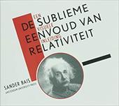 De Sublieme Eenvoud Van Relativiteit: Een Visuele Inleiding (Dutch Edition) - Bais, Sander
