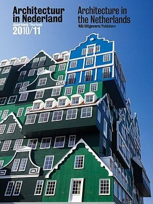 Architectuur in Nederland Jaarboek/Architecture in the Netherlands Yearbook 9789056628062