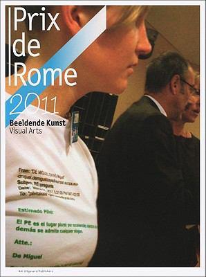 Prix de Rome: Beeldende Kunst/Visual Arts 9789056628123