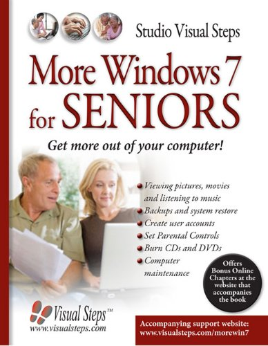 More Windows 7 for Seniors