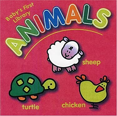 Animals: Mini Baby's First Library 9789058438058