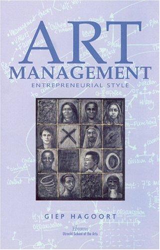 Art Management: Entrepreneurial Style 9789051668025