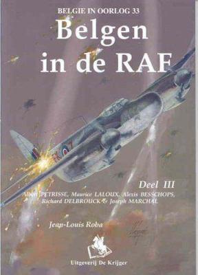 Belgen in de RAF - Vol 3 9789058680358
