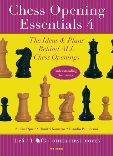 Chess Opening Essentials, Volume 4 9789056913083