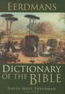 Eerdmans Dictionary of the Bible
