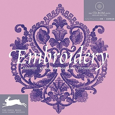Embroidery + CD ROM 9789057680380