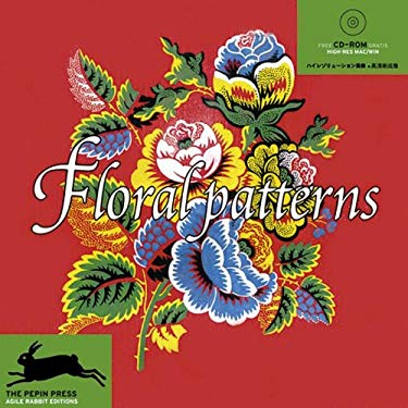 Floral Patterns [With] CDROM 9789057680052