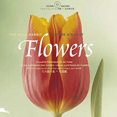 Flowers [With CDROM] 9789057680700