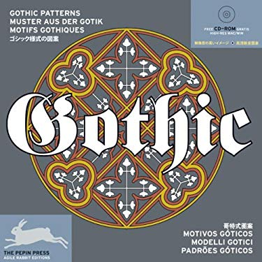 Gothic Patterns [With CDROM]