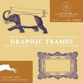 Graphic Frames + CD ROM 9789057680038