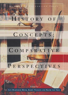 History of Concepts: Comparative Perspectives 9789053563069