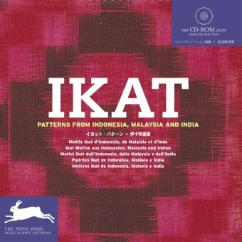 Ikat Patterns + CD ROM 9789057680588