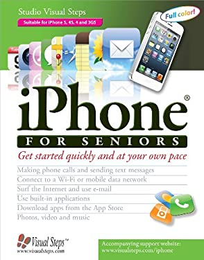 Iphone for Seniors 9789059051584