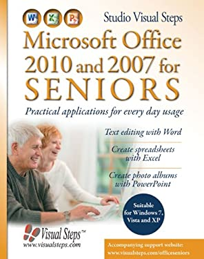 Microsoft Office 2010 and 2007 for Seniors 9789059051775