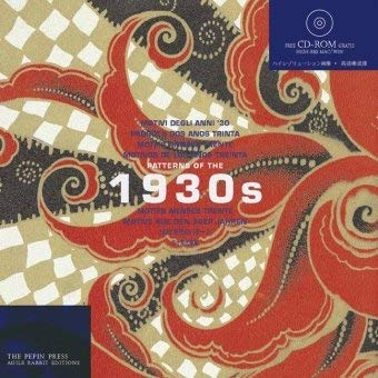 Patterns of the 1930s + CD ROM 9789057680595