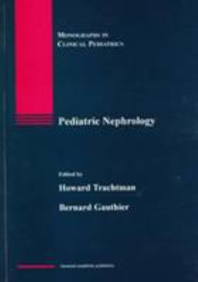 Pediatric Nephrology 9789057022739