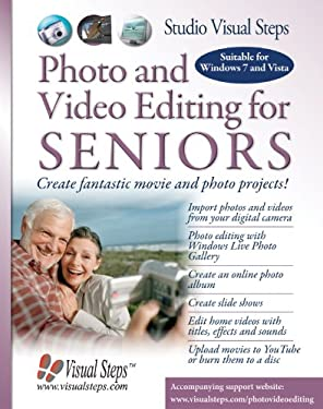 Photo and Video Editing for Seniors 9789059051676
