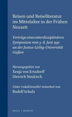 Reisen Und Reiseliteratur 9789051833256