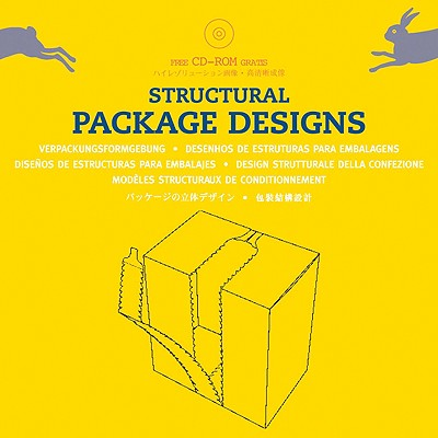 Structural Package Designs + CD ROM 9789057680441