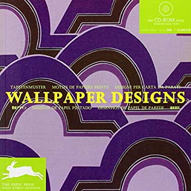 Wallpaper Designs [With CDROM] 9789057680618