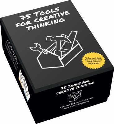 75 Tools to Be Creative!: A Fun Card Deck for Creative Inspiration 9789063692759