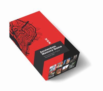 Amsterdam Memory Game 9789063692261