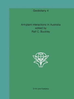 Ant-Plant Interactions in Australia 9789061936848