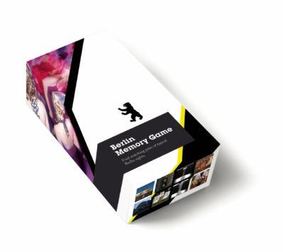 Berlin Memory Game 9789063692612