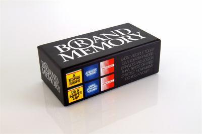 Brand Memory Game 9789063692629