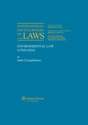 International Encyclopaedia of Laws: Environmental Law 9789065449450