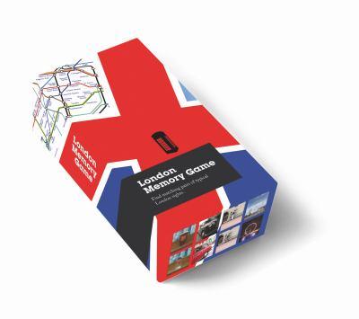 London Memory Game 9789063692339