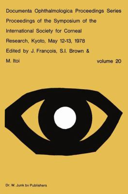 Proceedings of the Symposium of the International Society for Corneal Research 9789061931577