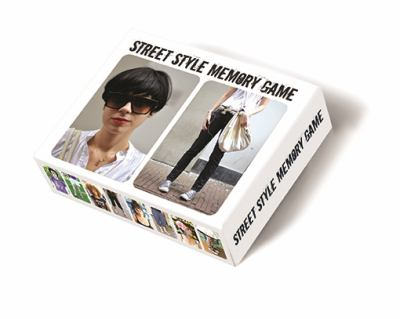 Street Style Memory Game 9789063692315