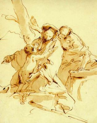 Tiepolo in Holland: Works by Giambattista Tiepolo and His Circle in Dutch Collections 9789069181714