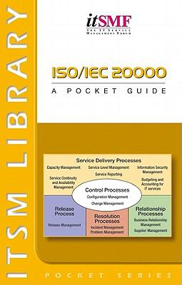 ISO/IEC 20000 Pocket Guide 9789077212899