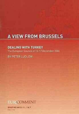 Dealing with Turkey: The European Council of 16-17 December 2004 9789077110072