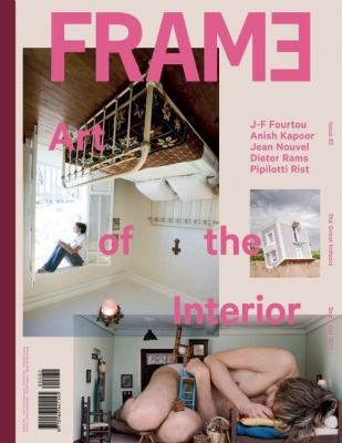 Frame #82: The Great Indoors: Issue 82: Sep/Oct 2011 9789077174517